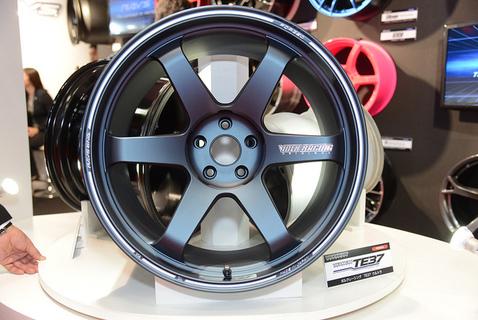 Volk Racing Te37 Ultra Rt Rigid Tune が強靭でそそられます【ワンダードライビング】
